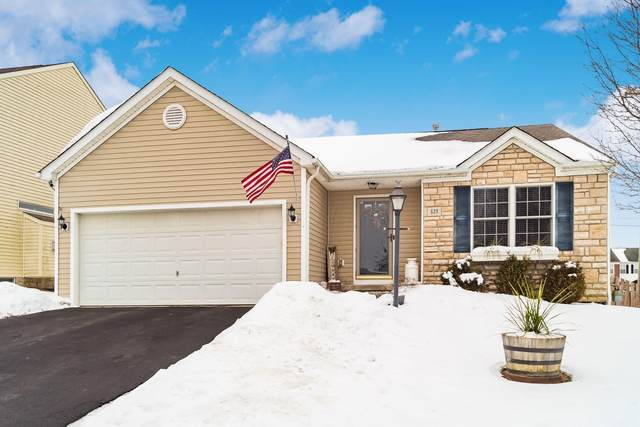 325 Knight Dream Street, Delaware, OH 43015 (MLS #221003742) :: CARLETON REALTY