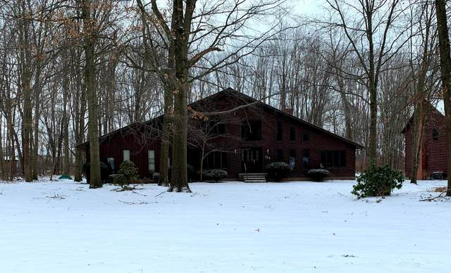 320 Woodbend Road, Ravenna, OH 44266 (MLS #221003787) :: Shannon Grimm & Partners Team
