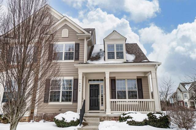 4235 Tuller Ridge Drive #61, Dublin, OH 43017 (MLS #221003838) :: 3 Degrees Realty