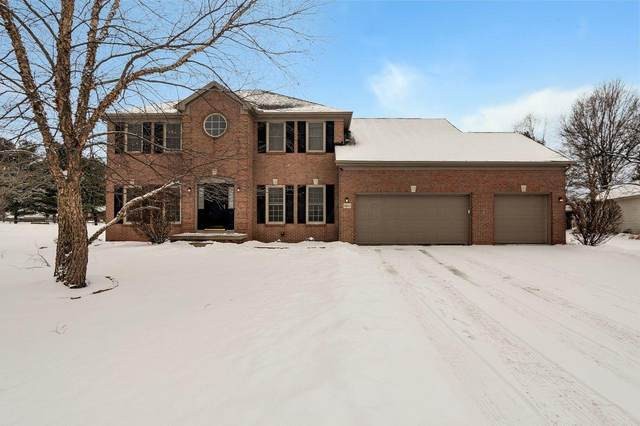 8260 Reston Court, Westerville, OH 43082 (MLS #221003905) :: Shannon Grimm & Partners Team