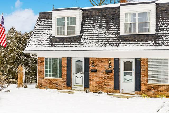 1094 Folkestone Road 13-A, Columbus, OH 43220 (MLS #221003918) :: Angel Oak Group