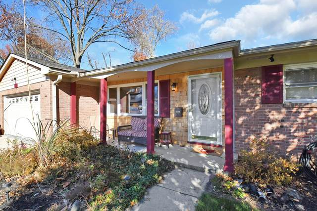 228 Hermitage Road, Gahanna, OH 43230 (MLS #221003943) :: 3 Degrees Realty