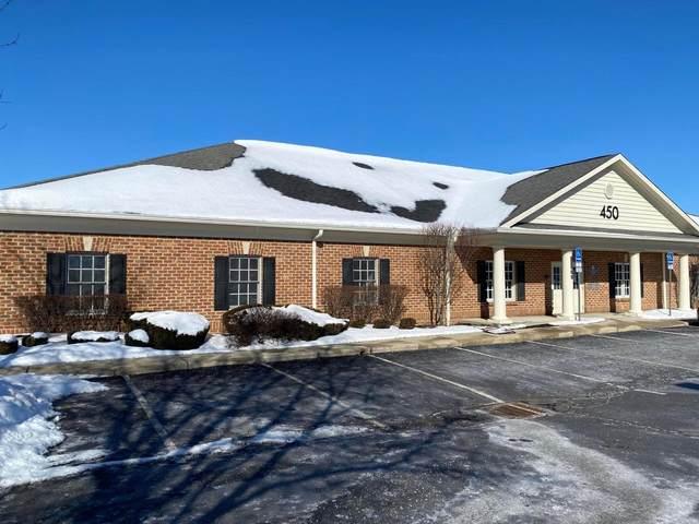 450 S Miller Drive, Sunbury, OH 43074 (MLS #221003964) :: Signature Real Estate