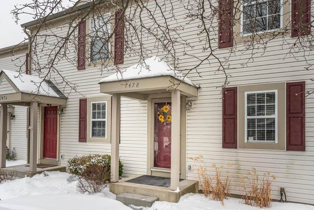 7478 Call Road 109C, Blacklick, OH 43004 (MLS #221004005) :: Shannon Grimm & Partners Team