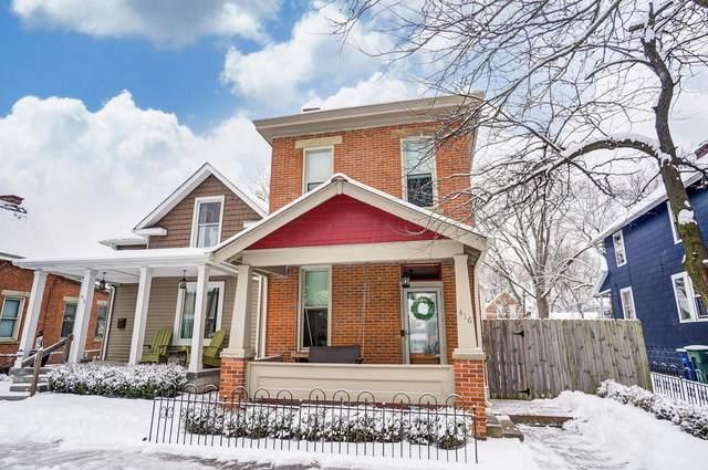 416 Stewart Avenue, Columbus, OH 43206 (MLS #221004092) :: Angel Oak Group