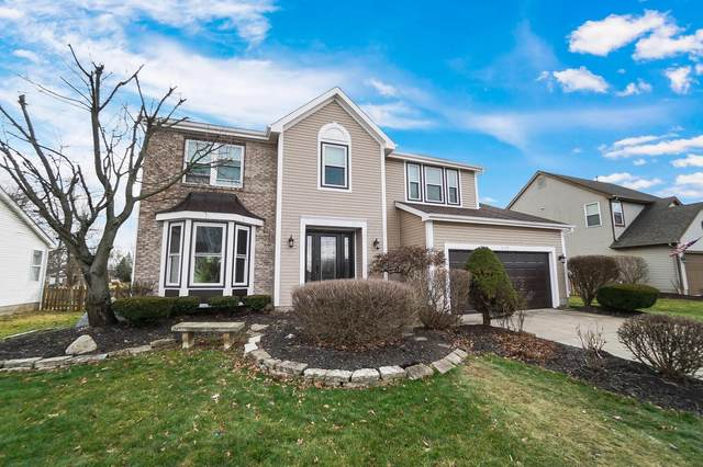 3175 Longridge Way, Grove City, OH 43123 (MLS #221004098) :: Ackermann Team
