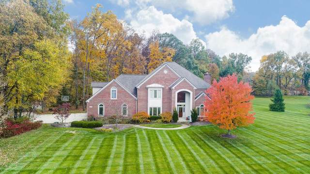 10808 Sage Creek Drive, Galena, OH 43021 (MLS #221004151) :: The Holden Agency
