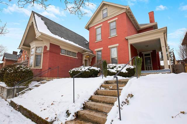 74 W 1st Avenue, Columbus, OH 43201 (MLS #221004166) :: The Willcut Group