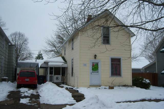 713 N Maple Street, Lancaster, OH 43130 (MLS #221004185) :: The Raines Group