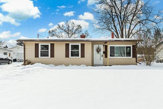 457 Deerfield Drive, Newark, OH 43055 (MLS #221004195) :: 3 Degrees Realty