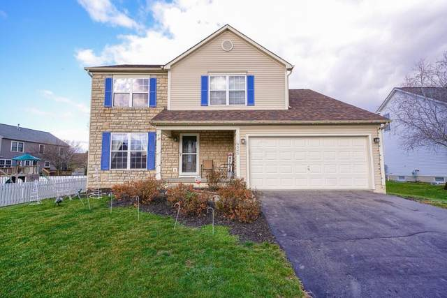 6540 Saylor Street, Canal Winchester, OH 43110 (MLS #221004218) :: CARLETON REALTY