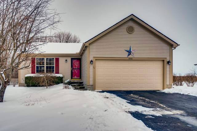 668 Infantry Drive, Galloway, OH 43119 (MLS #221004234) :: Greg & Desiree Goodrich | Brokered by Exp