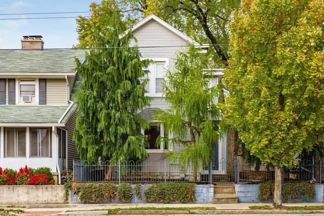 112 Hanford Street, Columbus, OH 43206 (MLS #221004267) :: Angel Oak Group