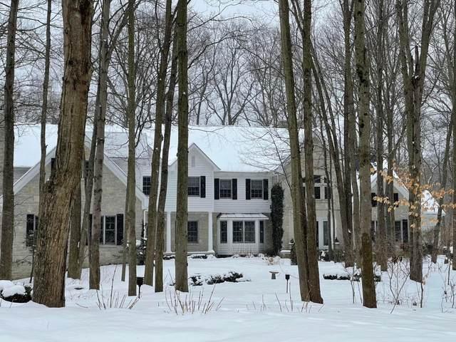 600 Woods Hollow Lane, Powell, OH 43065 (MLS #221004280) :: Greg & Desiree Goodrich | Brokered by Exp