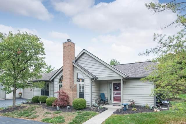 213 Deer Cross Lane, Powell, OH 43065 (MLS #221004308) :: Angel Oak Group