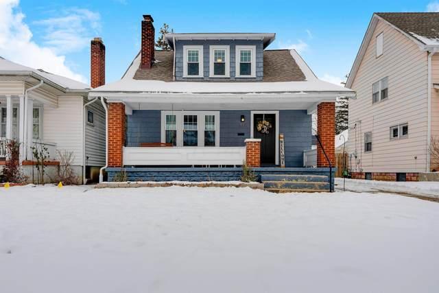 615 S Hague Avenue, Columbus, OH 43204 (MLS #221004327) :: Greg & Desiree Goodrich | Brokered by Exp