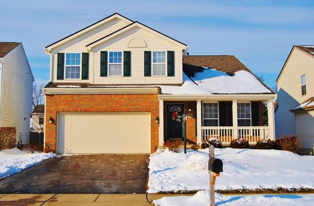 5848 Heirship Court, Hilliard, OH 43026 (MLS #221004347) :: RE/MAX ONE