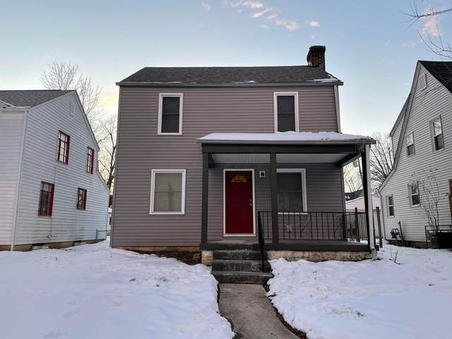 941 Geers Avenue, Columbus, OH 43206 (MLS #221004383) :: Greg & Desiree Goodrich | Brokered by Exp