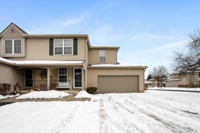 1872 Ridgebury Drive 68E, Hilliard, OH 43026 (MLS #221004470) :: MORE Ohio