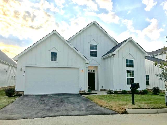 5514 Colling Drive, Dublin, OH 43016 (MLS #221004483) :: CARLETON REALTY