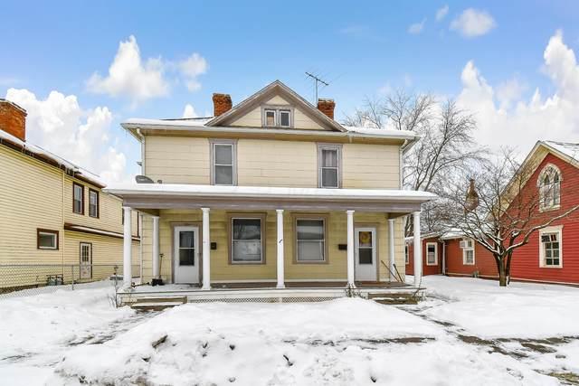 724-726 N Columbus Street, Lancaster, OH 43130 (MLS #221004487) :: Berkshire Hathaway HomeServices Crager Tobin Real Estate