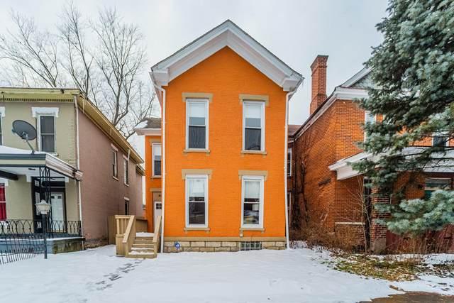81 N 21st Street, Columbus, OH 43203 (MLS #221004500) :: Greg & Desiree Goodrich | Brokered by Exp