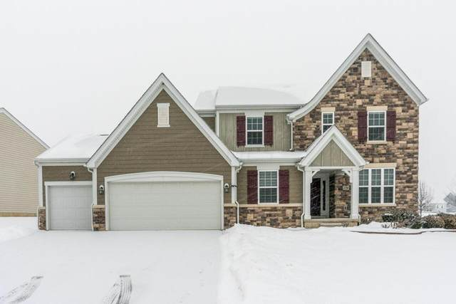 4104 Wyandotte Woods Boulevard, Dublin, OH 43016 (MLS #221004511) :: Jamie Maze Real Estate Group