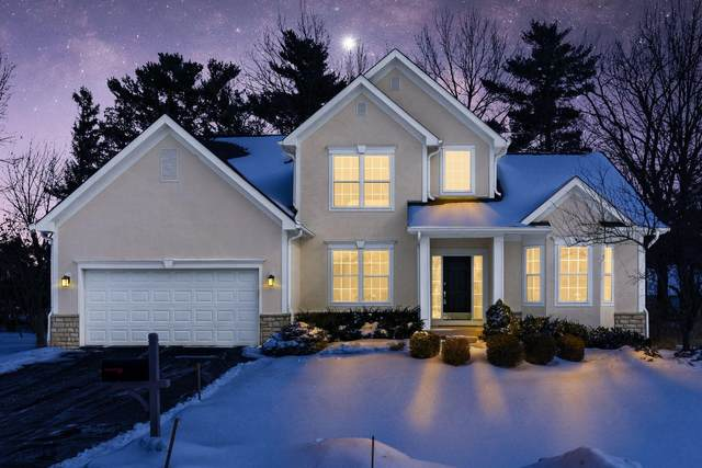 6989 Rochelle Lane #40, Blacklick, OH 43004 (MLS #221004513) :: Signature Real Estate