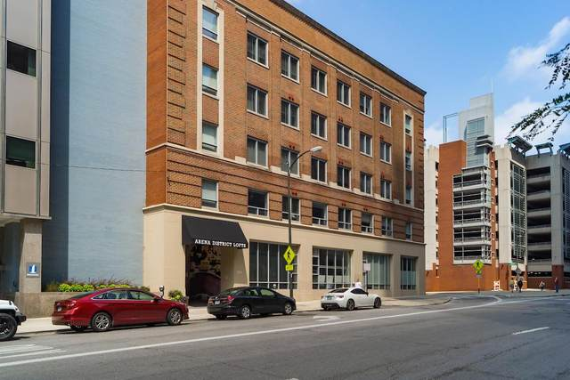 221 N Front Street #505, Columbus, OH 43215 (MLS #221004533) :: 3 Degrees Realty