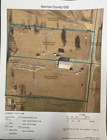 2600 State Route 61, Marengo, OH 43334 (MLS #221004545) :: Sam Miller Team