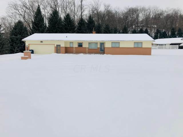741 Country Club Drive, Newark, OH 43055 (MLS #221004570) :: Greg & Desiree Goodrich | Brokered by Exp