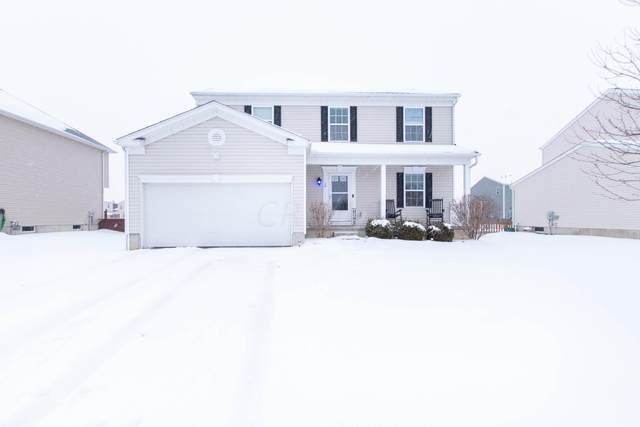 19 Hawthorne Drive, Ashville, OH 43103 (MLS #221004638) :: Angel Oak Group