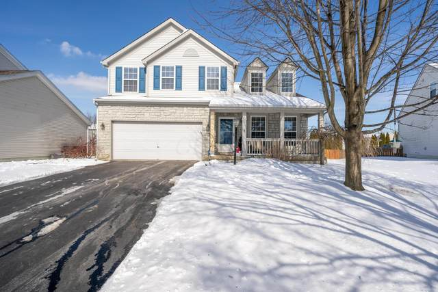 408 Rocky Springs Drive, Blacklick, OH 43004 (MLS #221004651) :: Signature Real Estate