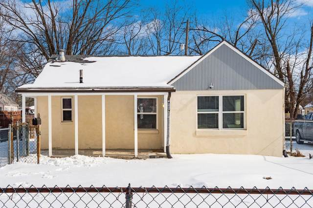 2230 Mcguffey Road, Columbus, OH 43211 (MLS #221004655) :: CARLETON REALTY