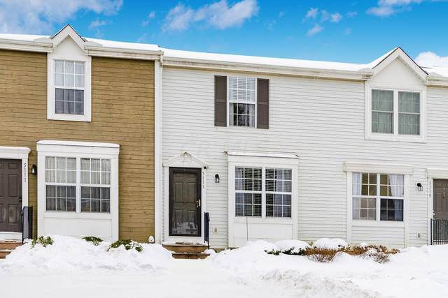 5113 Singleton Drive 39B, Hilliard, OH 43026 (MLS #221004715) :: MORE Ohio