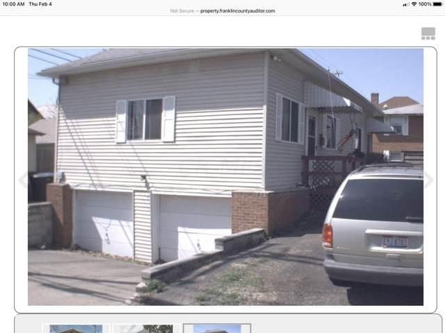 1183 Bruck Street, Columbus, OH 43206 (MLS #221004751) :: Angel Oak Group