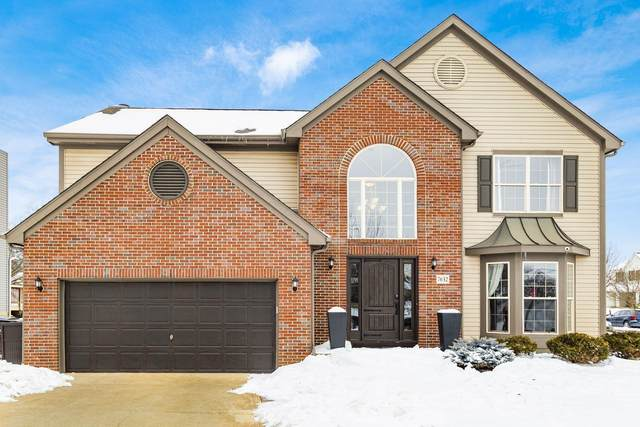 7632 Crist Court, Canal Winchester, OH 43110 (MLS #221004800) :: CARLETON REALTY