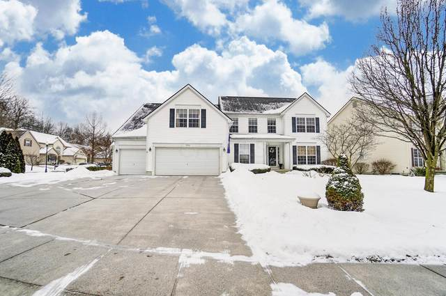 7976 Howell Drive, Westerville, OH 43081 (MLS #221004857) :: The Holden Agency