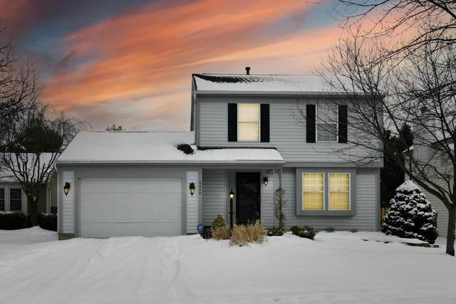 6000 Ulster Drive, Dublin, OH 43016 (MLS #221004859) :: Exp Realty