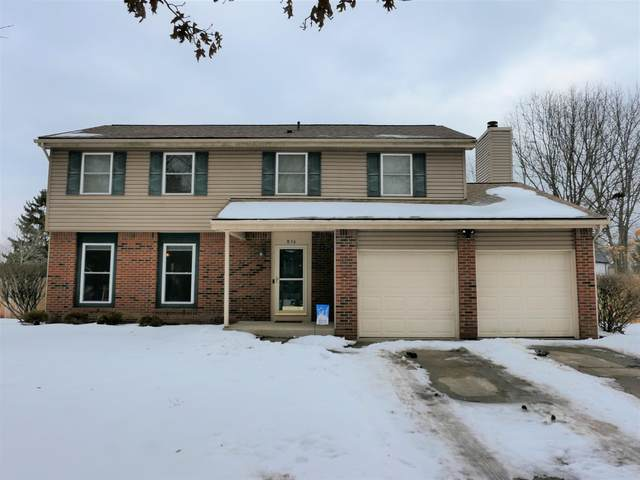 856 Humboldt Drive W, Columbus, OH 43230 (MLS #221004864) :: Greg & Desiree Goodrich | Brokered by Exp