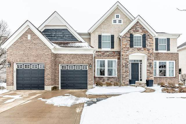 7849 Milford Avenue, Westerville, OH 43082 (MLS #221004881) :: CARLETON REALTY