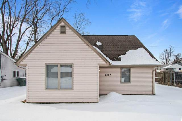 2387 Century Drive, Columbus, OH 43211 (MLS #221004883) :: 3 Degrees Realty