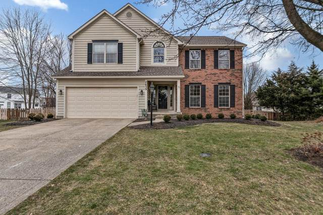 7639 Park Bend Court, Westerville, OH 43082 (MLS #221004964) :: Greg & Desiree Goodrich | Brokered by Exp