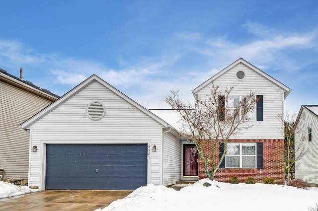 5981 Brookmont Drive, Hilliard, OH 43026 (MLS #221004982) :: Shannon Grimm & Partners Team