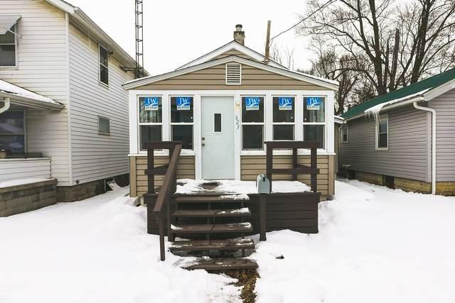 623 Henry Street, Marion, OH 43302 (MLS #221005010) :: The Holden Agency