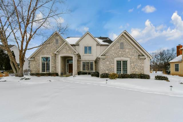 6024 Medallion Drive W, Westerville, OH 43082 (MLS #221005012) :: The Raines Group