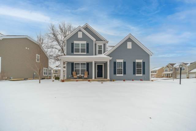 5475 Middlebury Loop, Lewis Center, OH 43035 (MLS #221005027) :: Signature Real Estate