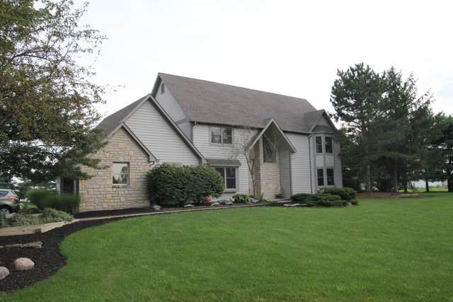 7825 Morris Road, Hilliard, OH 43026 (MLS #221005028) :: The Raines Group