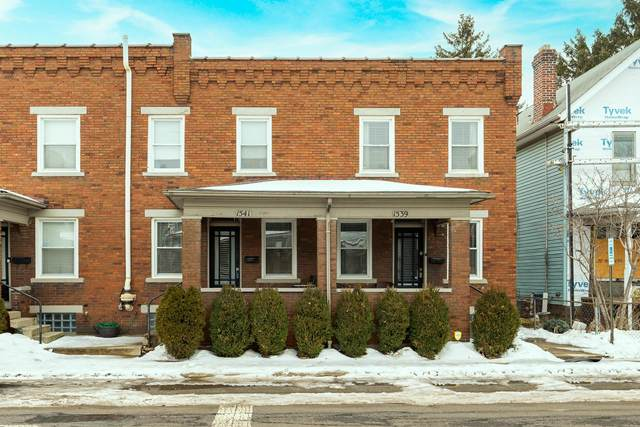 1541 S 4th Street, Columbus, OH 43207 (MLS #221005049) :: Angel Oak Group
