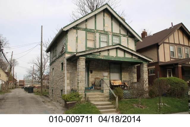 315 Parkwood Avenue, Columbus, OH 43203 (MLS #221005062) :: RE/MAX Metro Plus